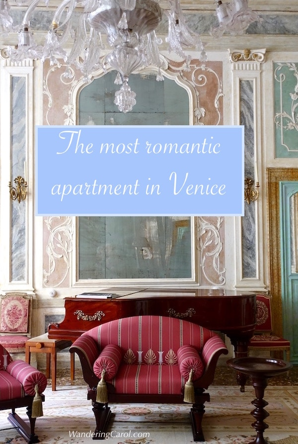 This 3-bedroom luxury apartment in Venice is centrally located, meticulously restored and set in the Palazzo Grimani.