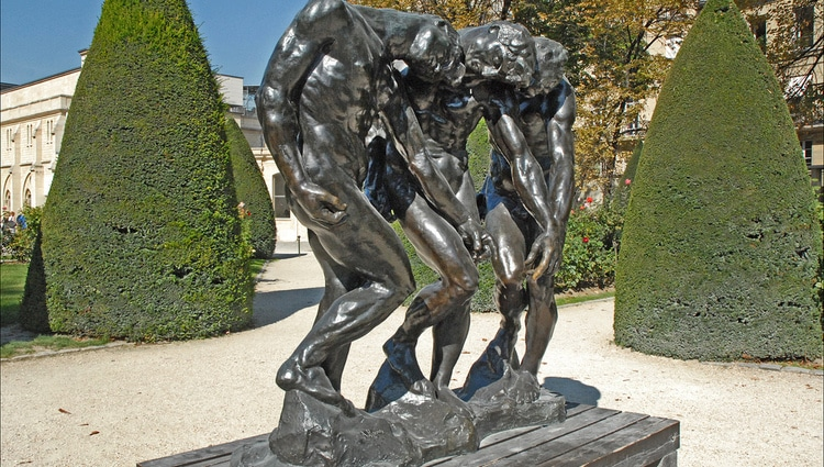 Private tour of the Rodin Museum in Paris
