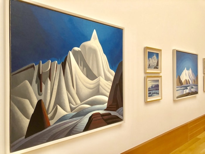 Things to do in Toronto in winter, visit the AGO
