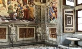 Raphael Rooms at the Vatican