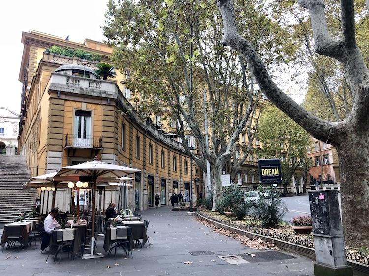 Rome Via Veneto