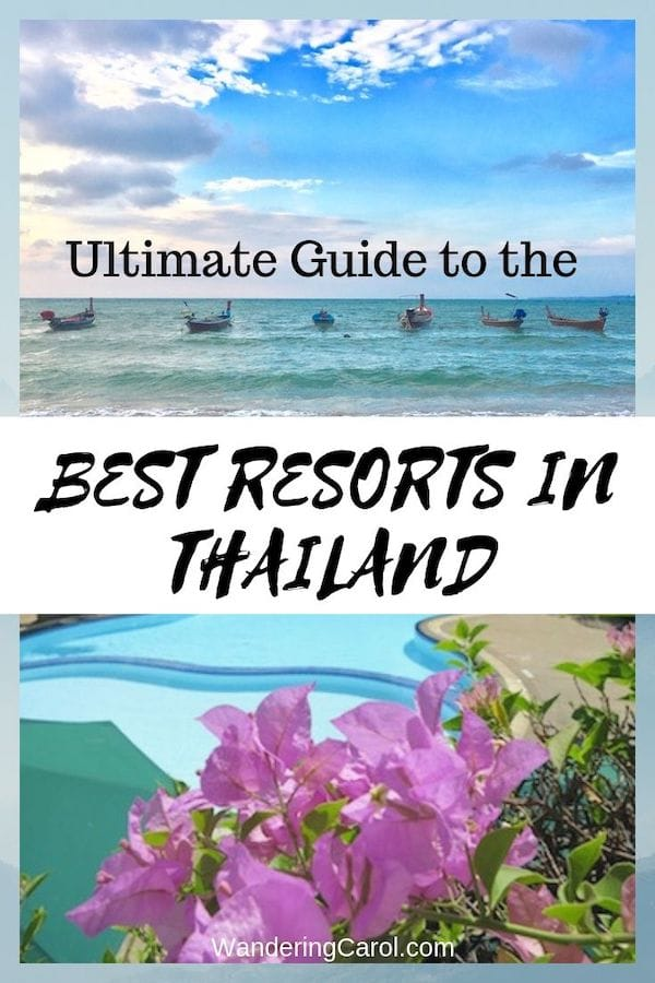 Looking for the best resorts in Thailand? From top honeymoon destinations and beach resorts to adventurous tented camps in remote locales and luxury hotels in Bangkok, this article lists the top places to stay with the best pools, spas and locations. #Thailand #luxury #hotels #resorts #5-star #Phuket #travel #Samui #ChiangMai #GoldenTriangle #Thai #Accommodation #beach #resort #best