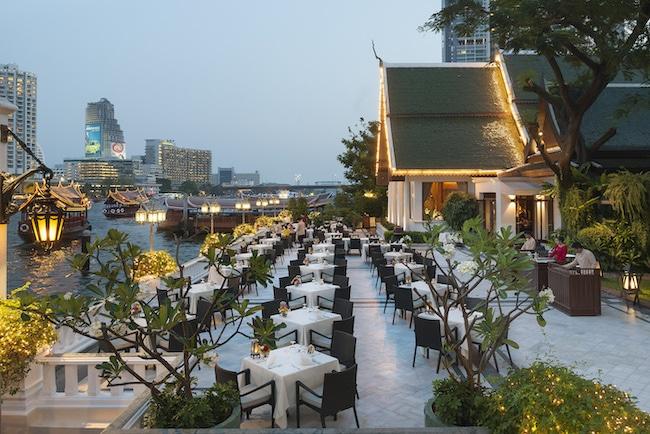 Mandarin Oriental Bangkok, one of the best resorts in Thailand Photo credit Mandarin Oriental