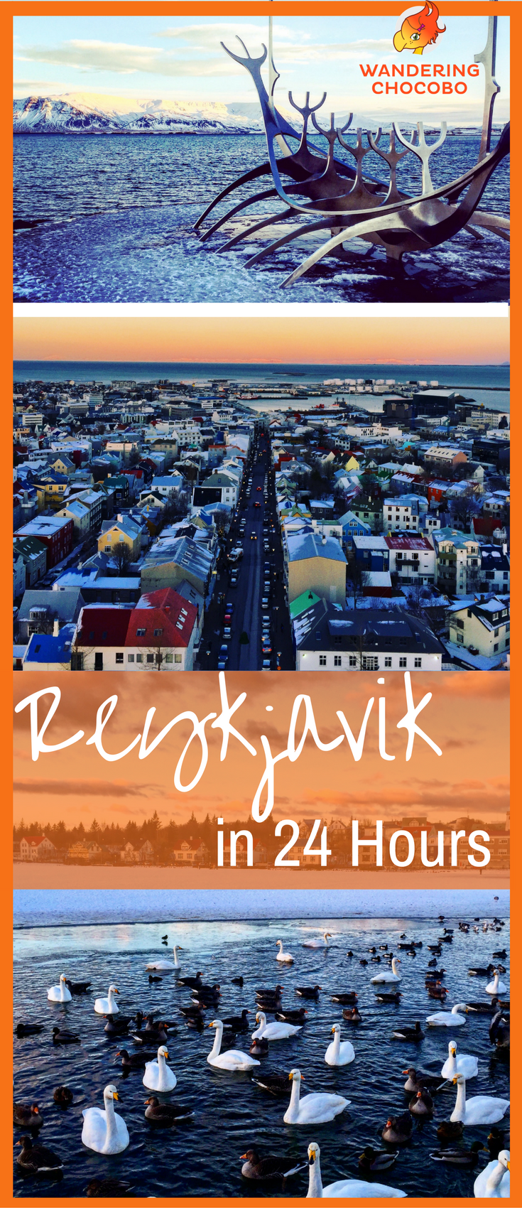 Explore Reykjavik, Iceland in 24 Hours with this city guide