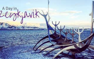 Reykjavik, Iceland in 24 hours City Guide