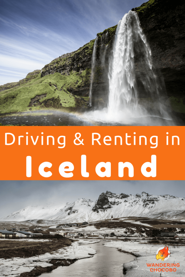 Renting Car In Iceland Tips