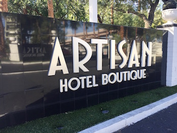 Artisan Hotel Las Vegas