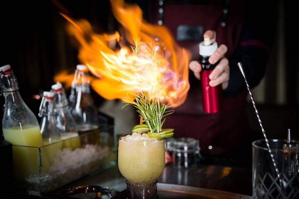 CliQue Las Vegas cocktail bar