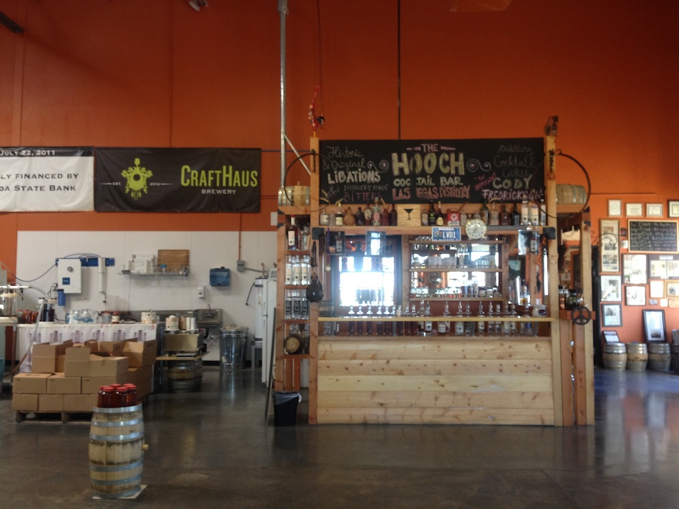 Las Vegas Distillery Hipster Guide to off the strip
