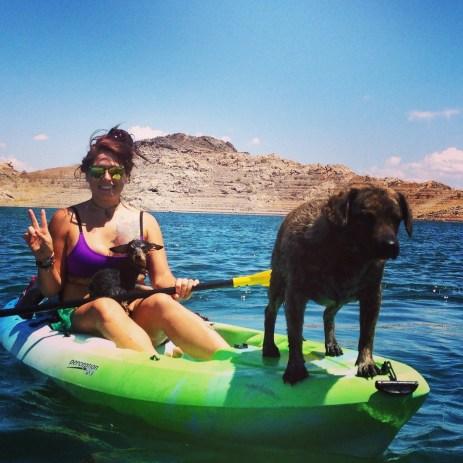 Kayaking Outdoor activities Las Vegas