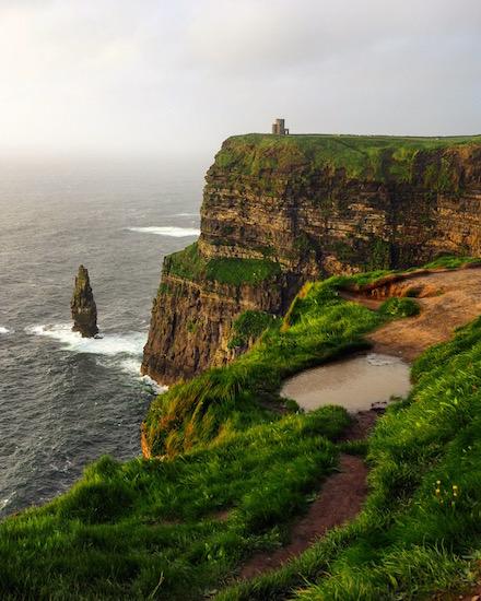 Cliffs of Moher, Doolin, Ireland Wandering Chocobo