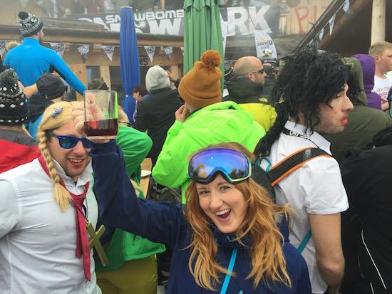 Snowbombing Music Festival