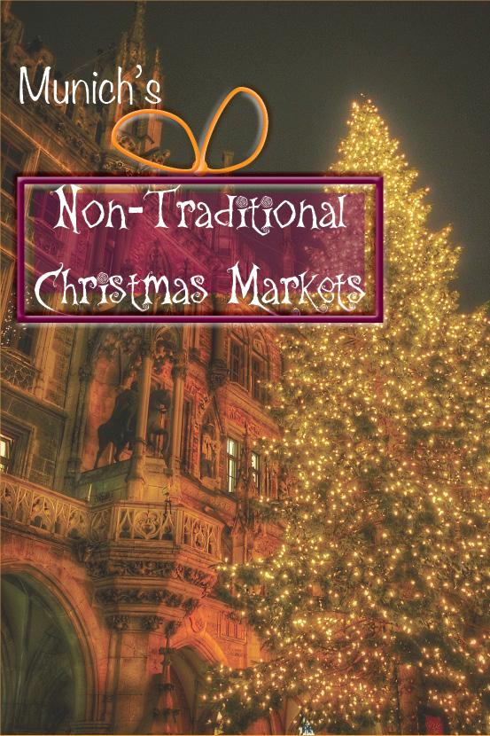 Unique Christmas Markets in Munich 1