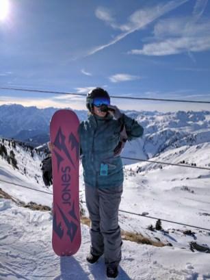 Munich to ski or snowboard in the Alps