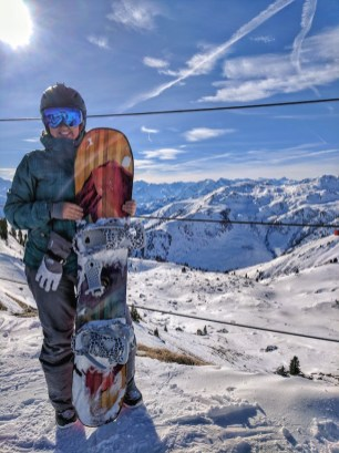 Day Trip from Munich to ski or snowboard in the Alps 6