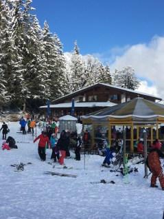 Snowboarding at Garmisch 2