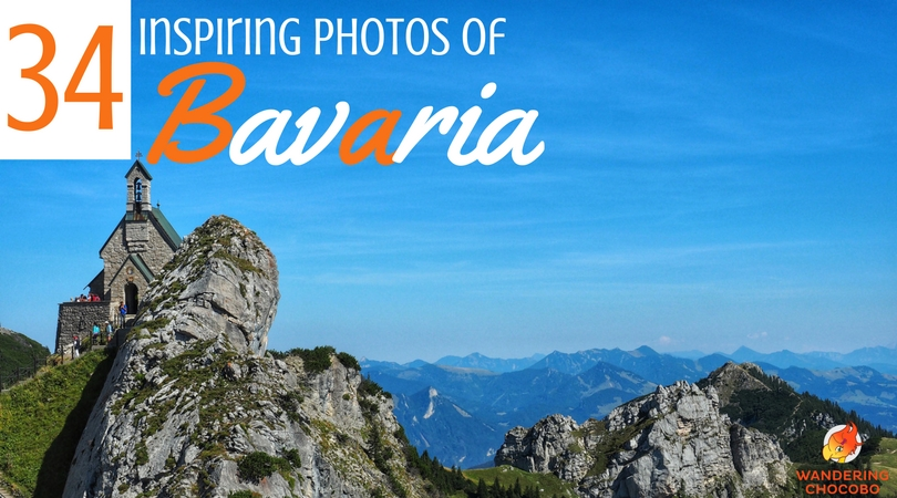 34 Photos to Inspire You to Visit Beautiful Bavaria Right Now