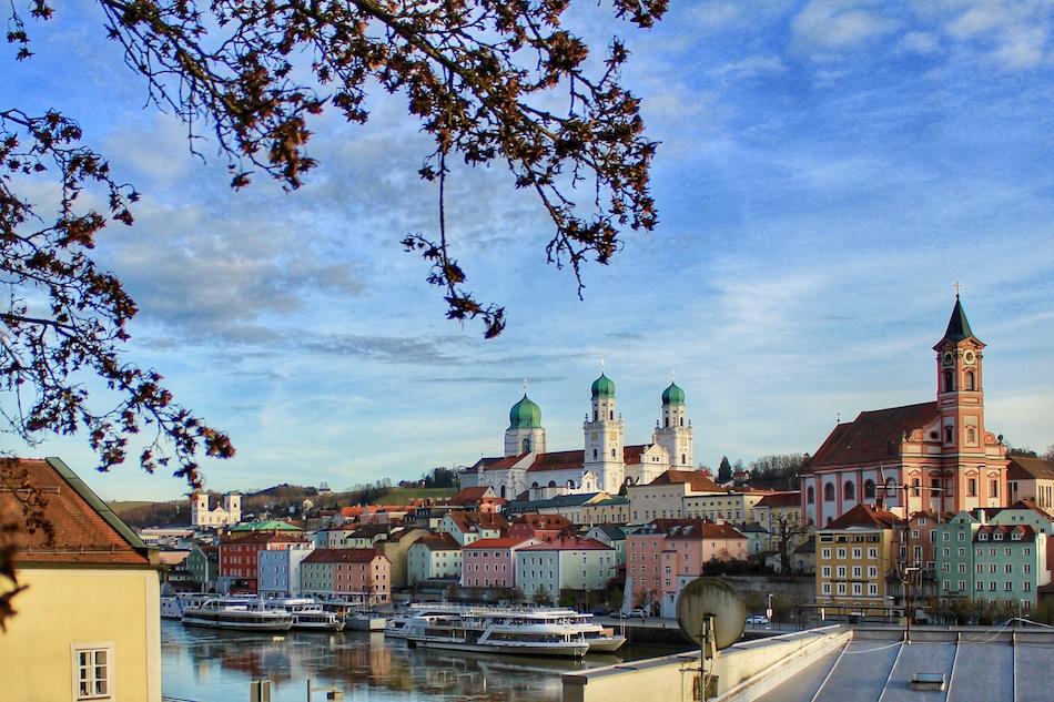 Passau Bavaria Germany Madelines Traveling