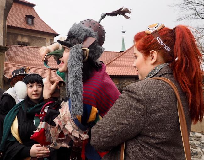 College of Wizardry Nordic LARP