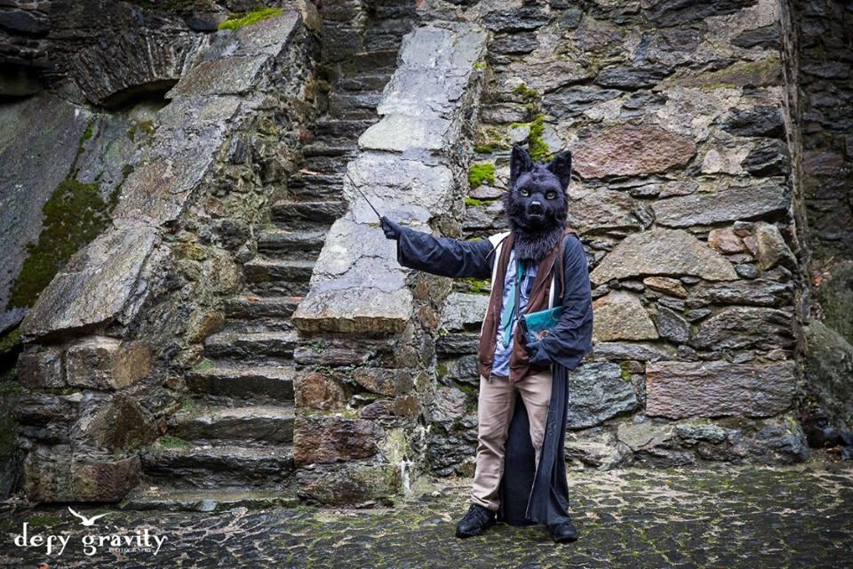 College of Wizardry student werewolf Defy Gravity