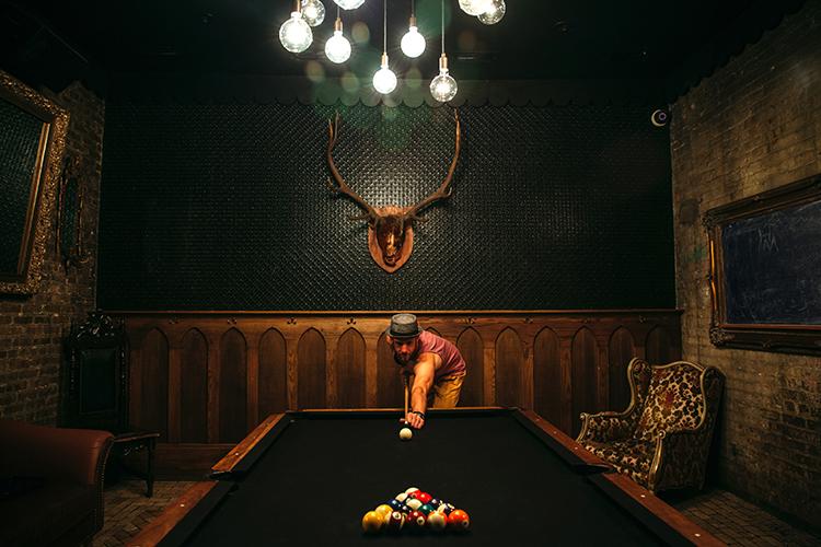 Bar Deville Chicago