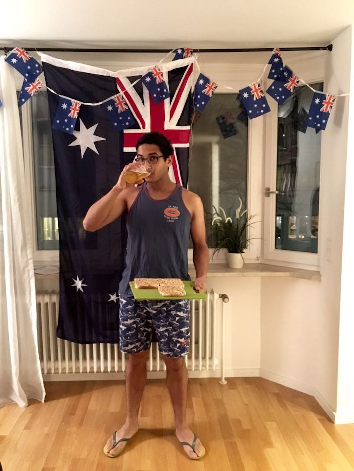 australia-day-munich-germany