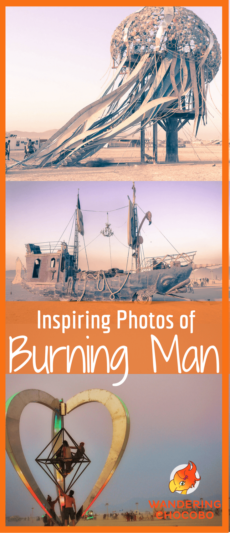 Amazing photography from Burning Man. See out-of-this-world art and life on the Playa in Black Rock City, Nevada.