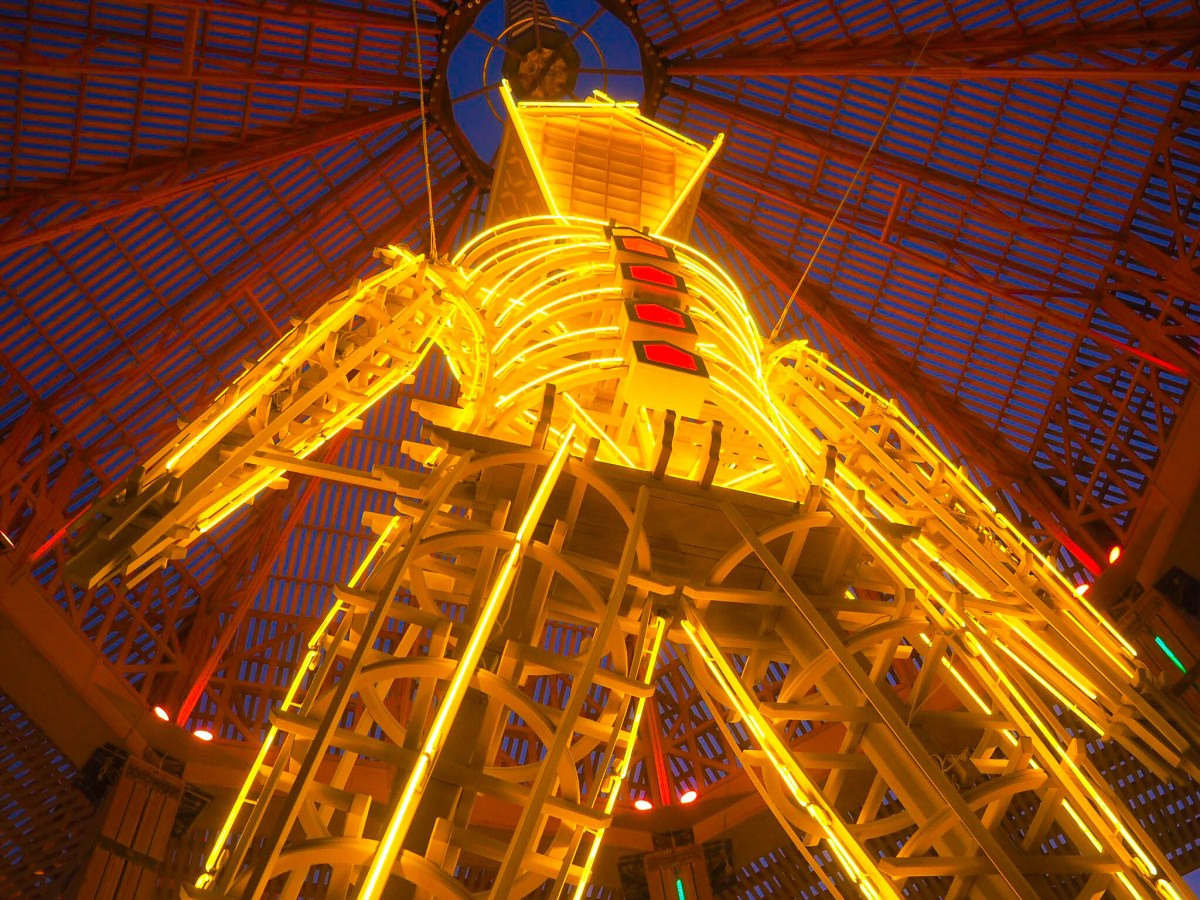 Burning Man Photography Art The Man 2017 Radical Ritual