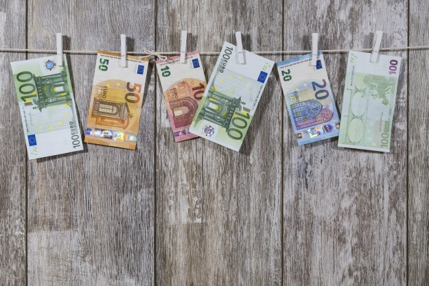 Euros for nightlife budgeting in Munich, Germany.