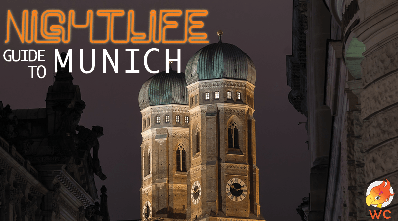 Munich and erotic parties