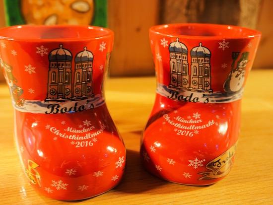 Glühwein Munich Christmas Markets