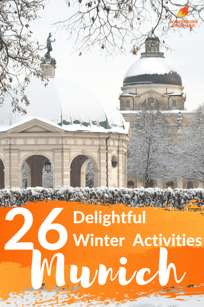 26 winter activities and things to do in Munich