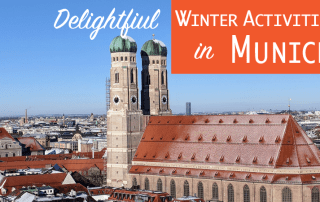 The best activities and things to do in Munich, Germany in the winter. Go ice skating, sledding, see concerts and explore Christmas markets.