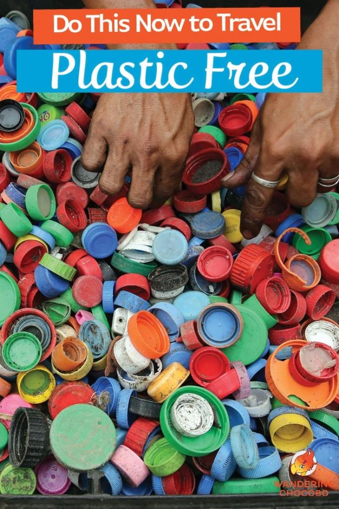 plastic free zero waste sustainable travel