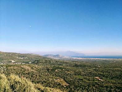 Samos, Greek Island, Europe. Road Trip Around Samos.