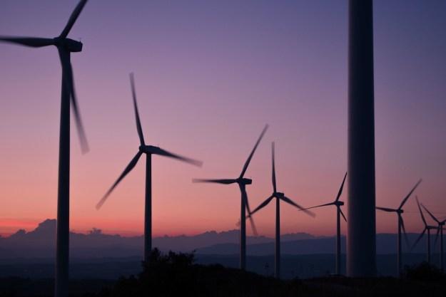 sustainable windmills
