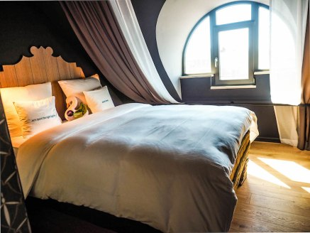 The Royal Bavarian 25Hours Hotel Munich
