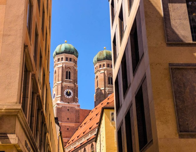 Munich Frauenkirche architecture Germany
