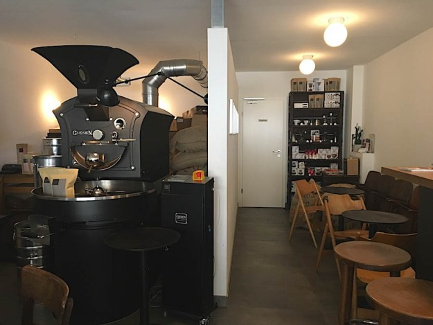 Munich Coffee shop hipster guide