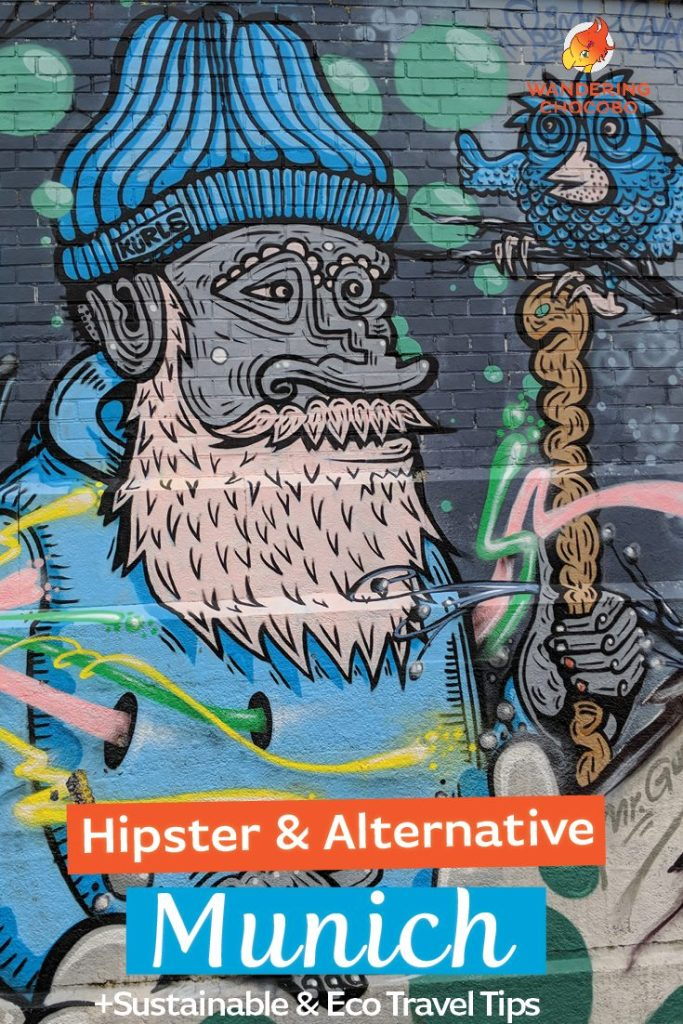 hipster alternative Munich, Germany sustainable city guide
