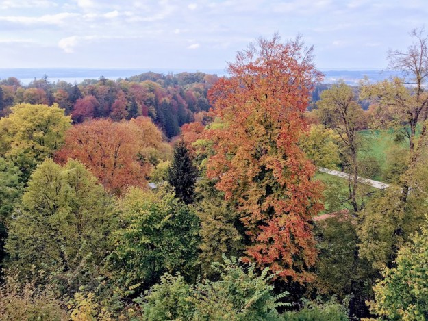 autumn colors best reason to visit southern Germany in September and October