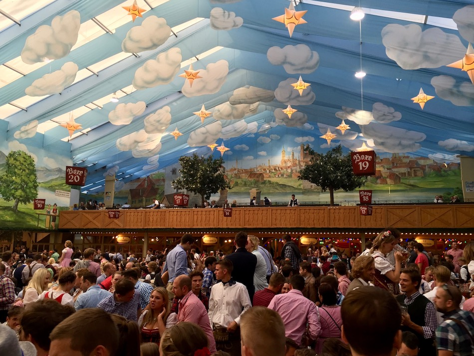 Oktoberfest the best autumn thing to do in Europe during September and October
