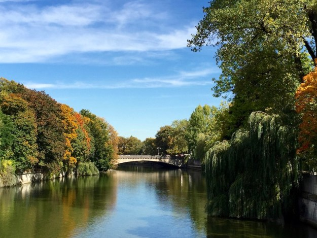 Munich in autumn best European holiday in September and October