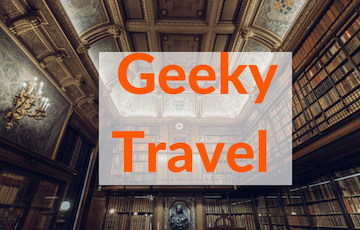 Geeky Travel Resources Wandering Chocobo