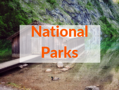 German National Parks