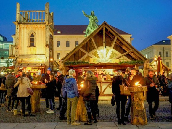 Munich Medieval Christmas Market History