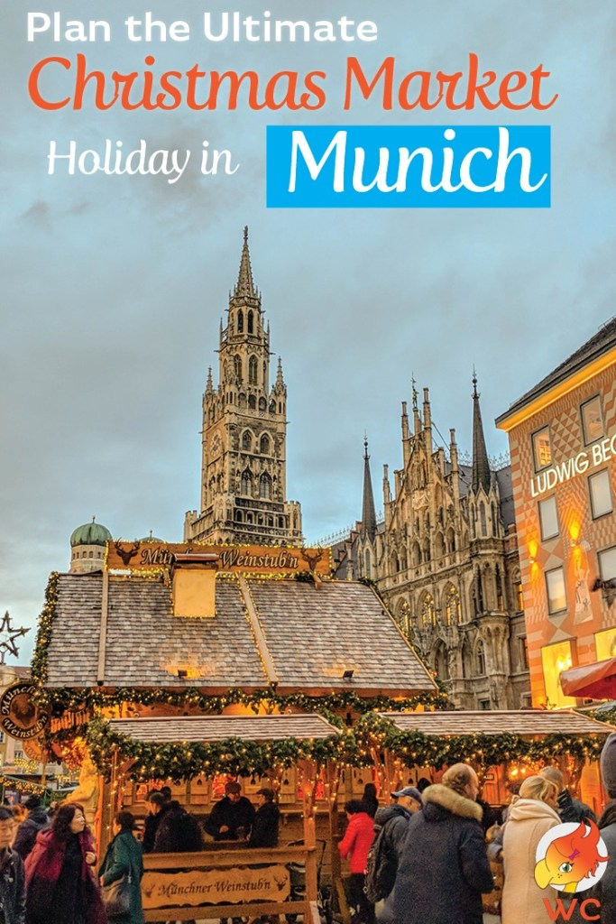 Plan the ultimate Christmas Market Holiday in Munich. Find the best Christmas Markets in Munich, the best Christmas foods to eat, try holiday drinks, stay in the best neighborhoods, and find other winter activities in Munich. This guide gives you everything you need to plan the perfect Christmas holiday in Munich, Germany.