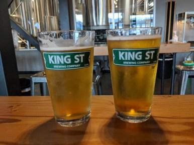 King Street Alaska brewery