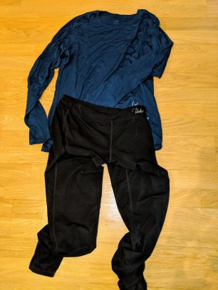 Icebreaker first layer thermals packing essentials