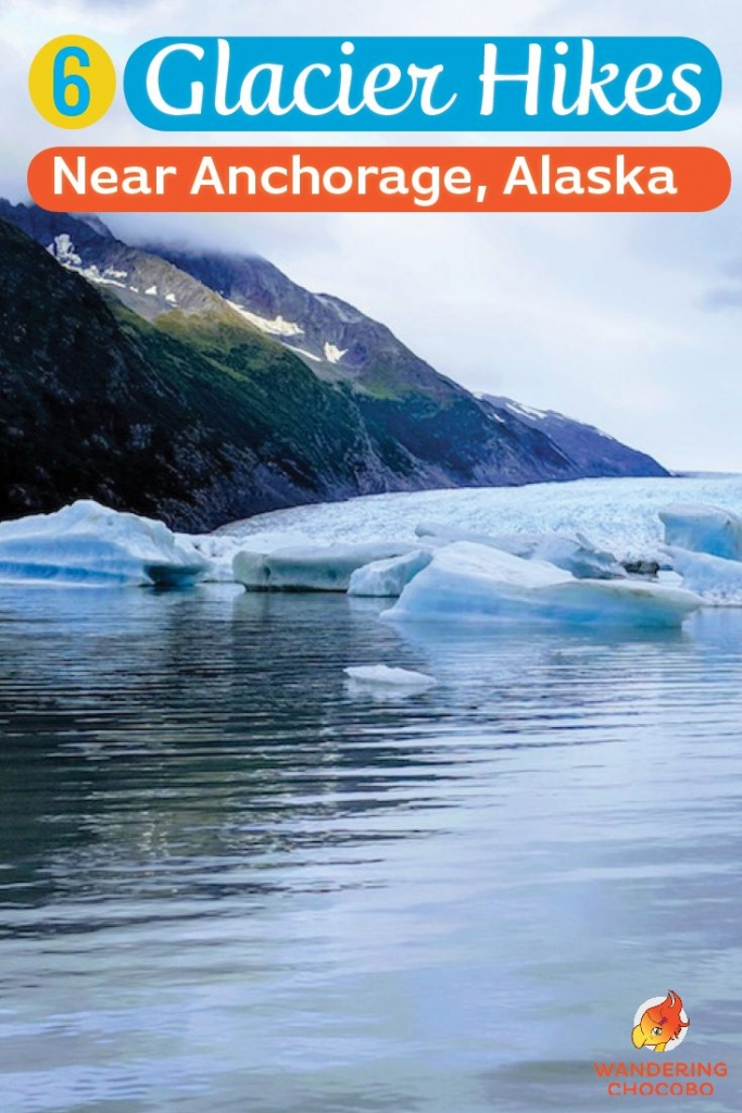 6 Glacier view Hikes near Anchorage Alaska